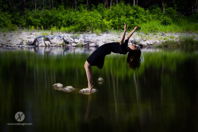 Nicole Nugent, composites, levitation, elevation, floating