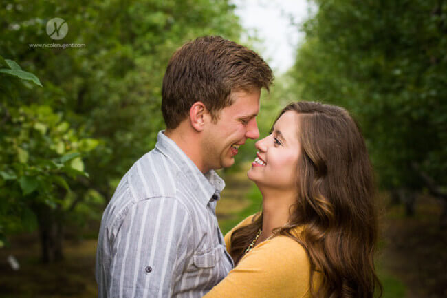 Nicole Nugent, Engagement, Photographer, Rexburg, Idaho, Natural Light
