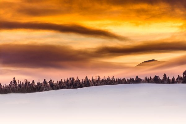 Sunrise, Snowy, Mountain, Framed Art, Fine Art Prints, Home, Office, Professional Photography
